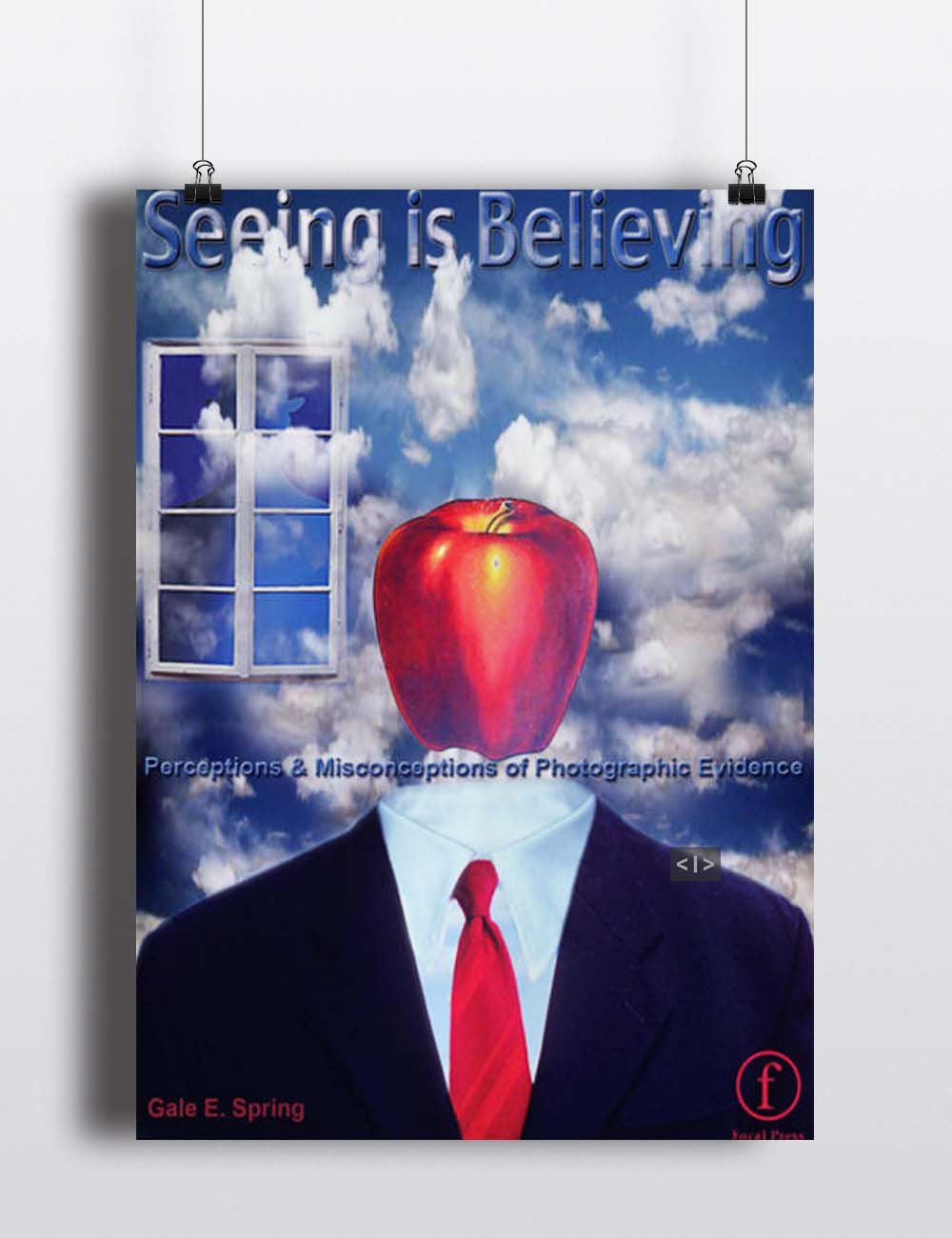 SEEINGISBELIEVINGPOSTER