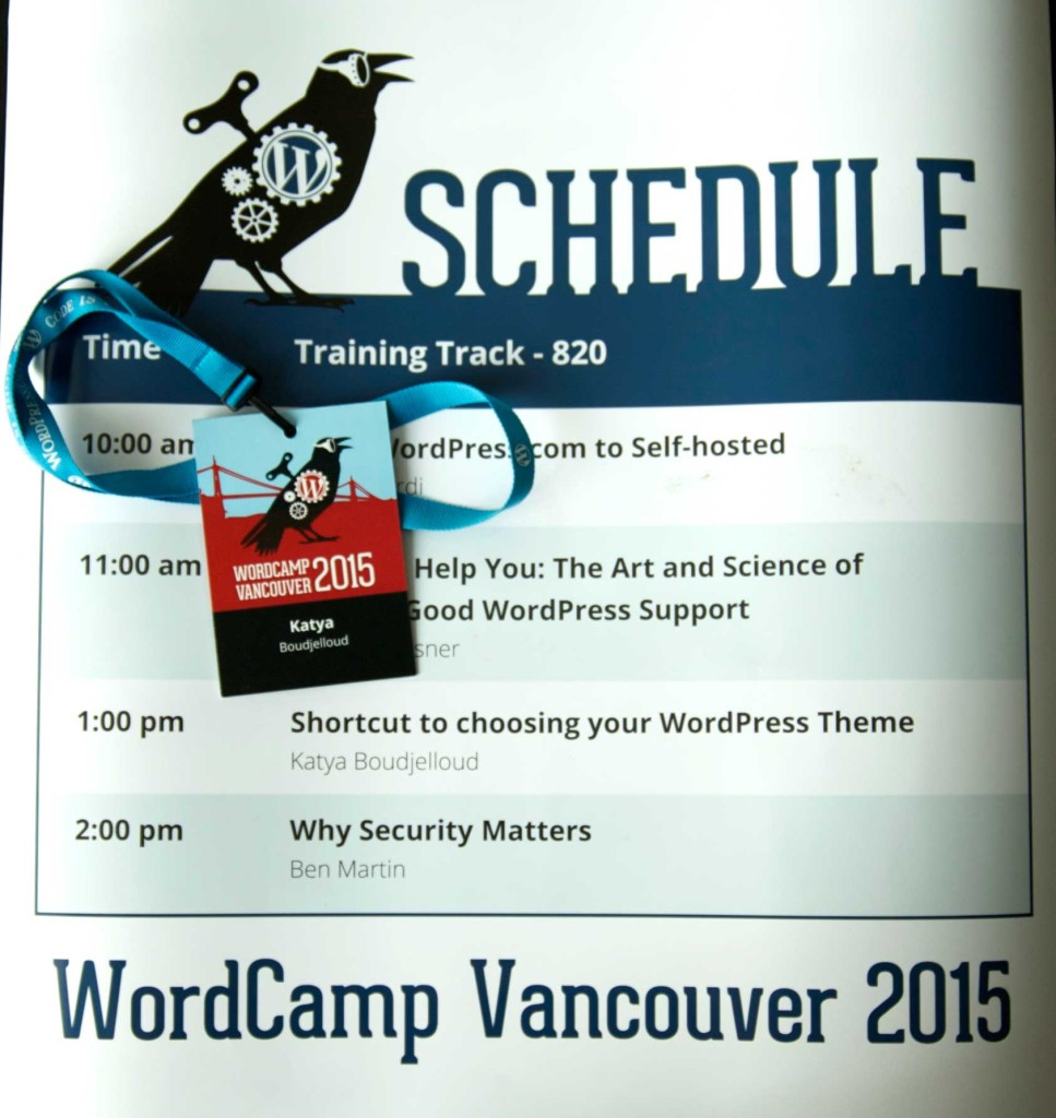 ScheduleWordcamp2015