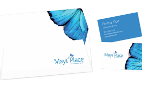 MAY'S PLACE BRAND ID